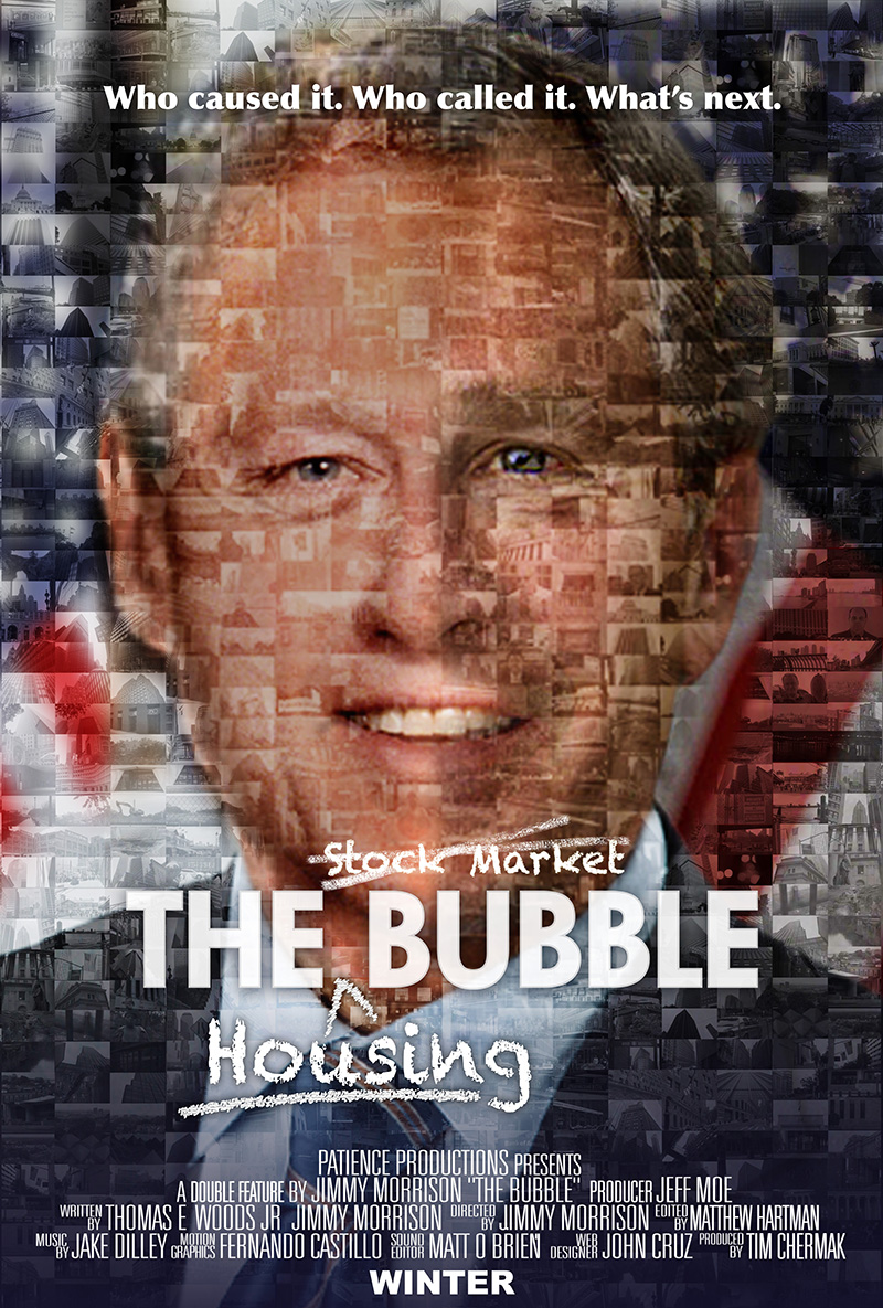 The bubble the bubble who caused it who called it whats next the bubble promo poster thecheapjerseys Image collections