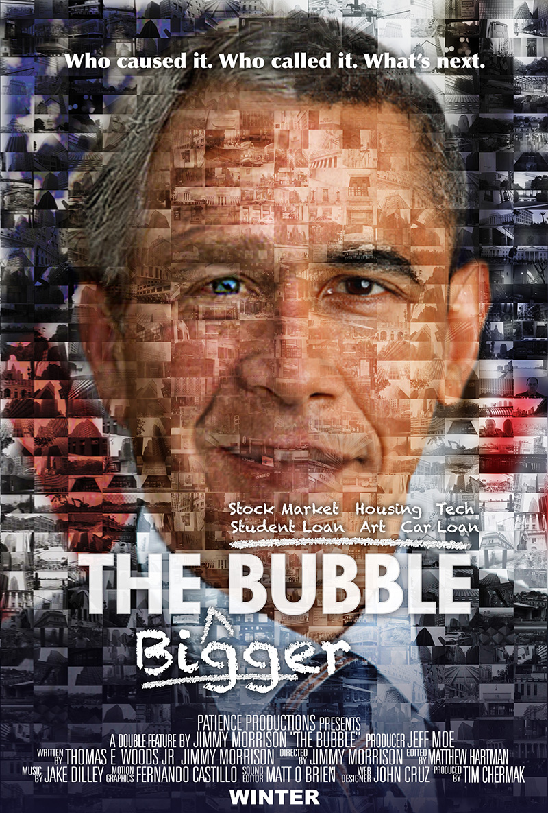 The bubble the bubble who caused it who called it whats next the bubble promo poster the bubble promo poster altavistaventures Images